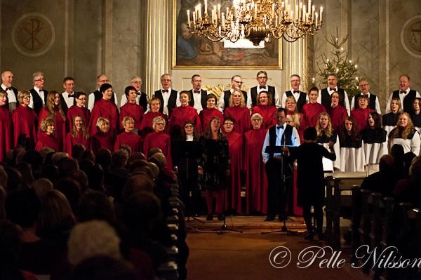 Julmusik i Torps Kyrka