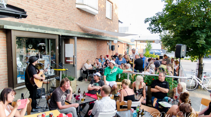 Tinas Cafe gick in i 50-talet