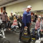 Ånge Atletklubb öppethus 2014-11-22 Foto_ Ulf Stecksén