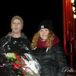 Unni Dvärby & Ricky lundgren Får ungdomsledare stipendier av Lions