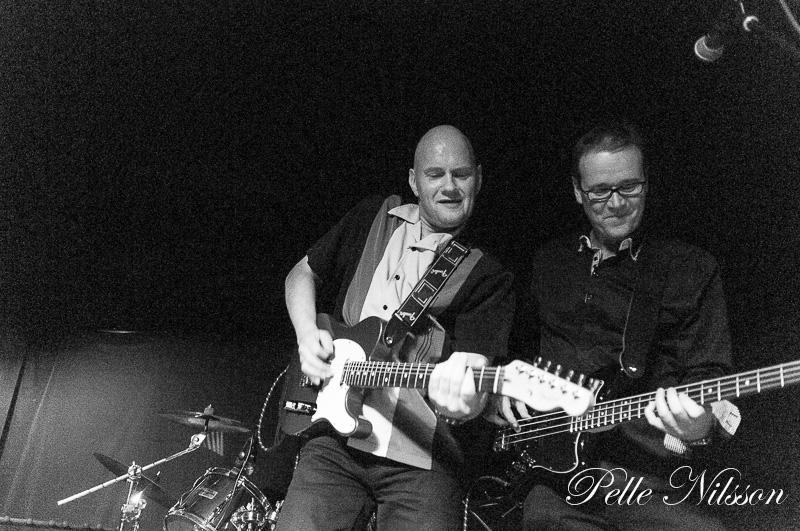 The Nightdrivers. Foto: Pelle Nilsson