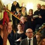 Nyårsmottagning 2015 Foto: Ulf Stecksén