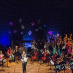 """""""Som ett pussel är vi där alla bitarna behövs"""" Konsert med Ånge Musikskola Foto: Pelle Nilsson"""