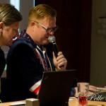 Hasse & HÅKKI försöker vinna över teknikern