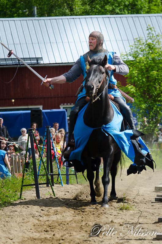 Riddarna från Mittensrike Foto: Pelle Nilsson Ljungandalen.info
