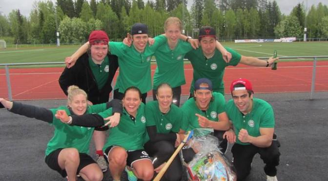Haikinens vinnare av Träslaget 2015