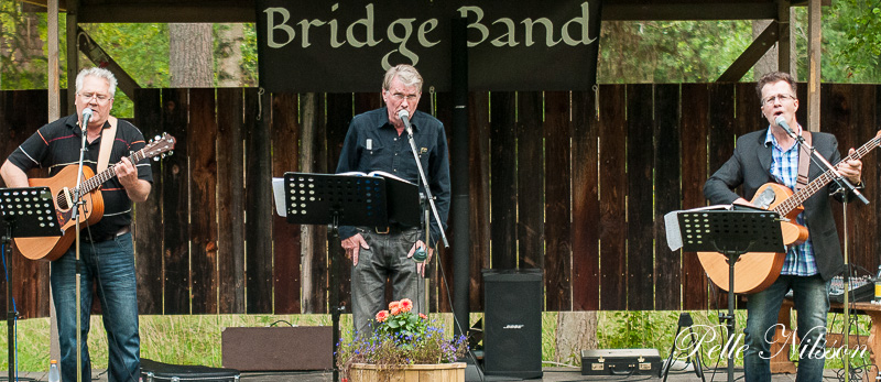 Bridge Band Foto: Pelle Nilsson Ljungandalen.info