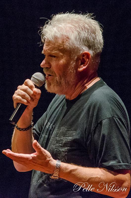 Ronny Eriksson I Medborgarhuset Ånge 2015-09-30 Foto Pelle NilssonLjungandalen.info