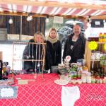 Senaperiet på Julmarknad i Borgsjö