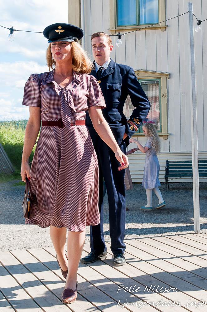 Tre Kärlekar Ånge Kabaré Sommar teater 2016 på Ålsta Folkhögskola Foto: Pelle Nilsson Ljungandalen.info