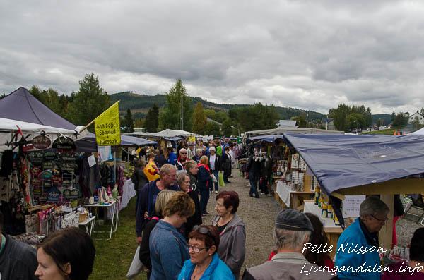 Mittmarken 2016 Foto: Pelle Nilsson / Ljungandalen.info