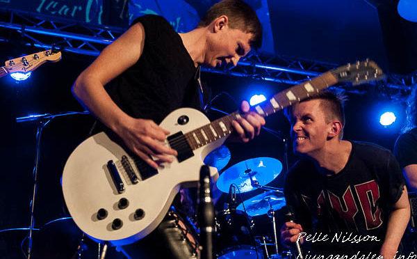 """Iron Maiden –  En """"inte alls"""" alldeles för lång konsert"""