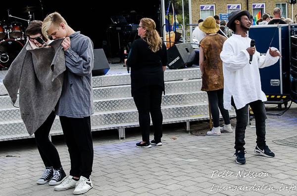 Bilder från Kulturnatten 2018, Kolla in vår Facebook för alla bilder från kvällen Foto: Pelle Nilsson / Ljungandalen.info