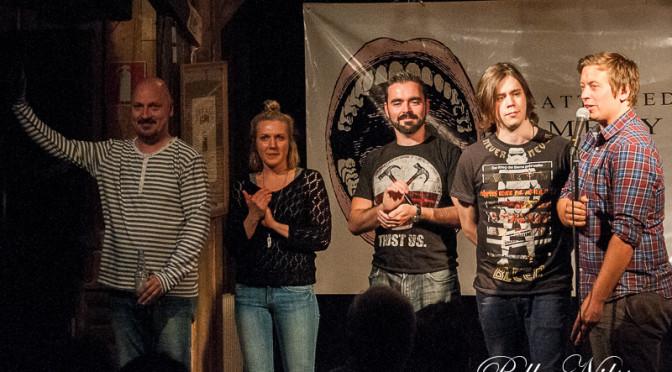 Skratta med Käften Comedy Club med Lasse Karlsson