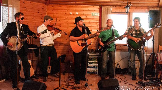 Säsongsavslutning med Tobias Larsson Band