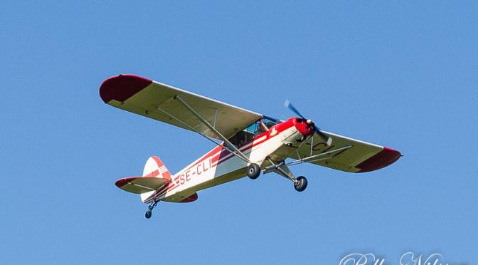 Flygdag på Ånge Flygklubb