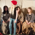 """Musikalen """"Mot hjärtats mitt"""" med Körer från Torps församling & Skådespelare från Teaterverkstaden Ånge. Foto: Pelle Nilsson Ljungandalen.info"""