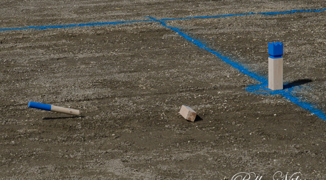 Ånge MK kubbturnering, FOTO: Pelle Nilsson Ljungandalen.info