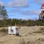 Motorcross läger i Lombäcken Foto: Ulf Stecksén
