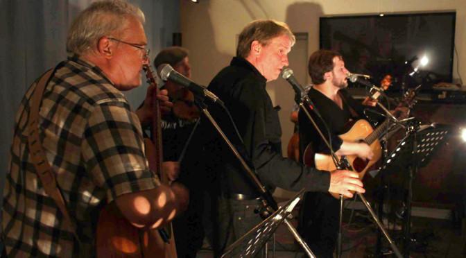 Irlänskt med Bridge Band mfl