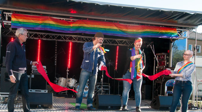 Kulturnatten & Ånge Pride 2017