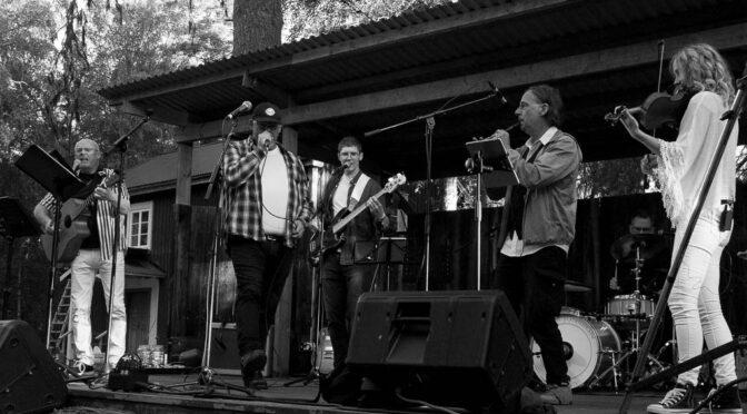 Ran Clewen band – Borgsjö Hembygdsgård